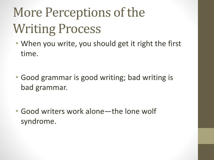 the writing process ppt Powerpoint presentation what is the writing process what are the steps in the writing process prewriting (also known as brainstorming) graphic.
