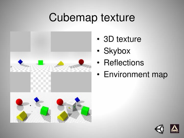 Cubemap texture