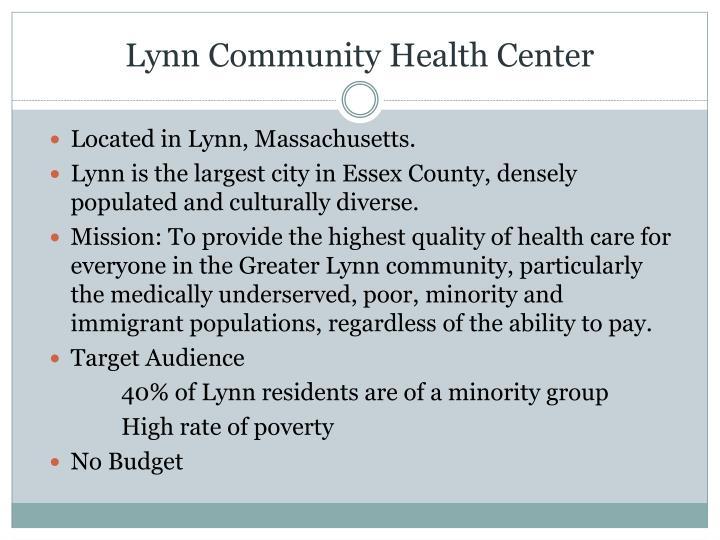 Lynn community health center1
