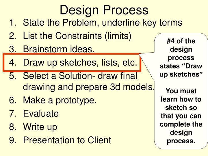 Design process1