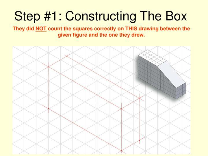 Step #1: Constructing The Box