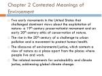 chapter 2 contested meanings of environment