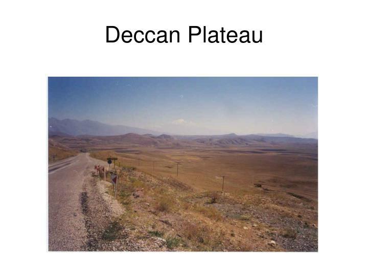 Deccan Plateau