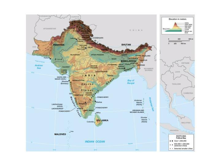 South asia reference