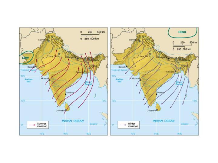 South Asian Monsoon
