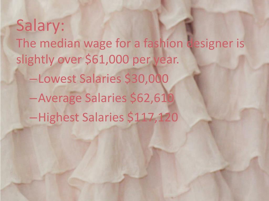 Ppt Fashion Design Powerpoint Presentation Free Download Id 1635750