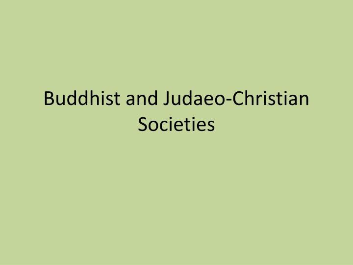 Buddhist and