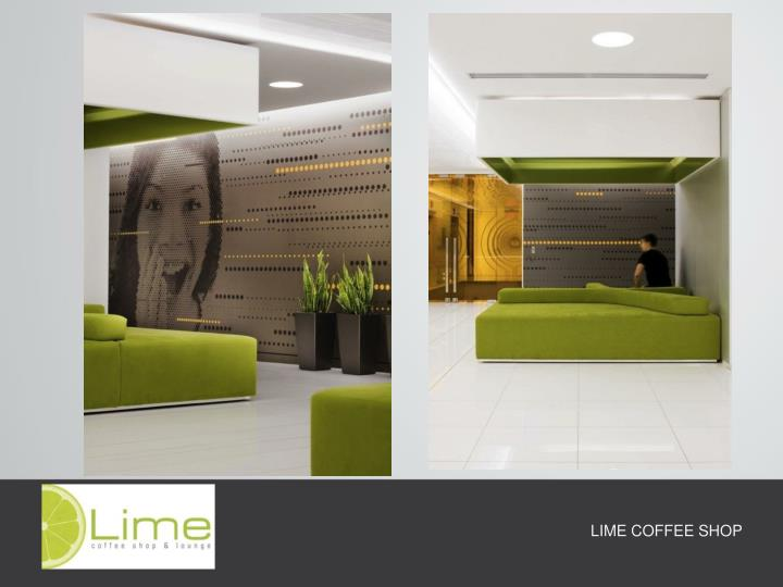 LIME COFFEE SHOP