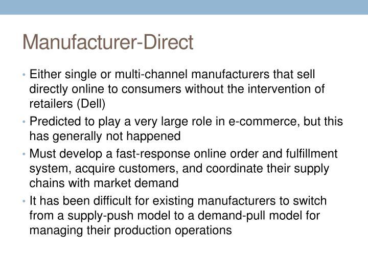 Manufacturer-Direct