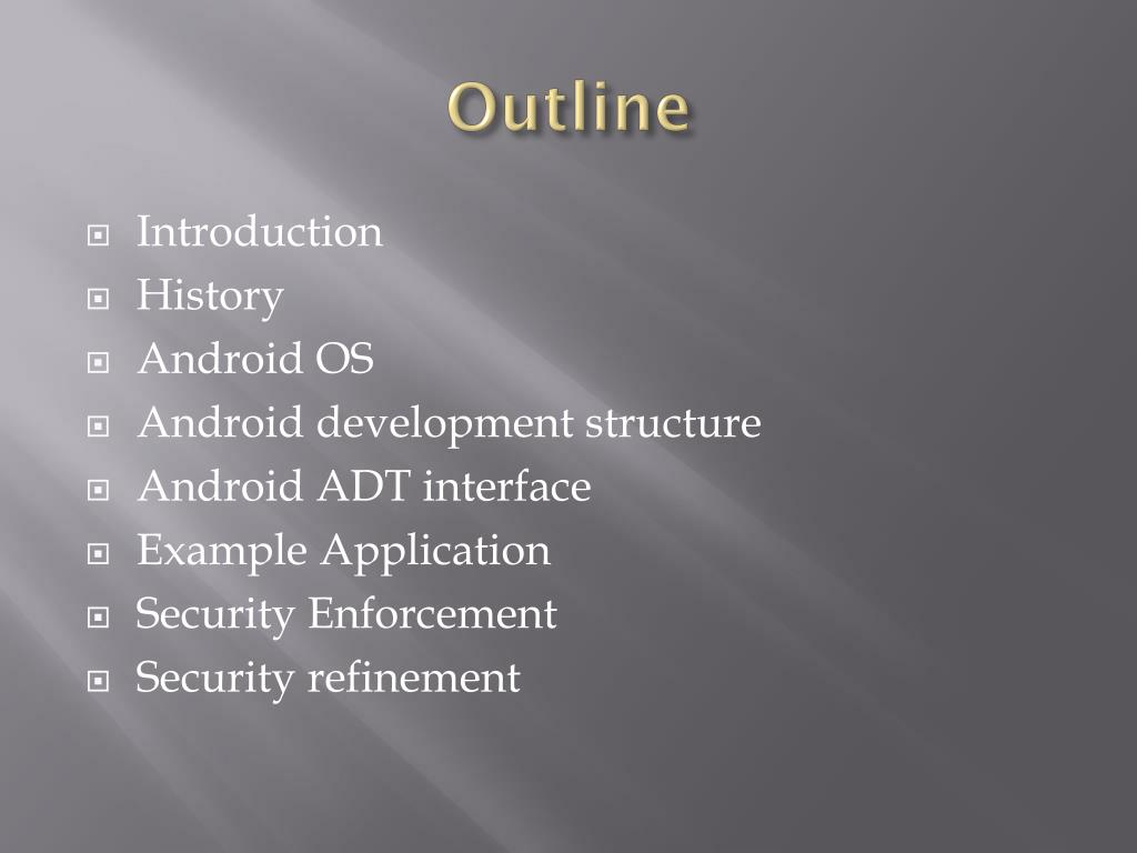 PPT - Understanding Android Security PowerPoint Presentation - ID