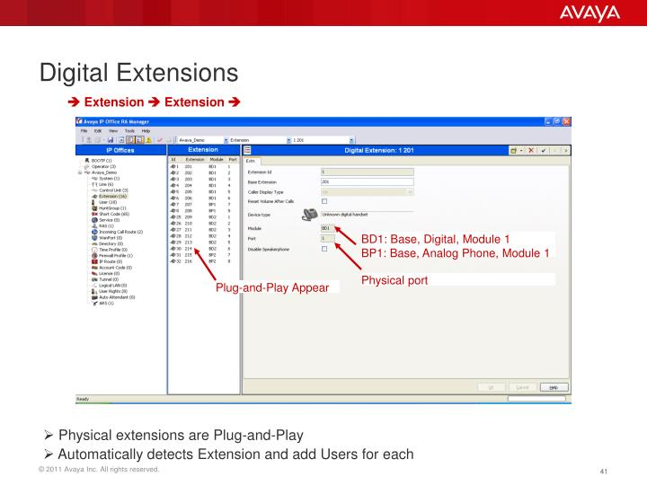 Digital Extensions