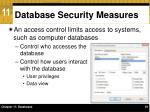 database security measures1