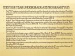 the four year undergraduate program fyup