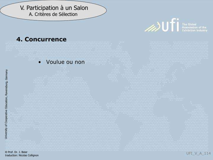 4. Concurrence
