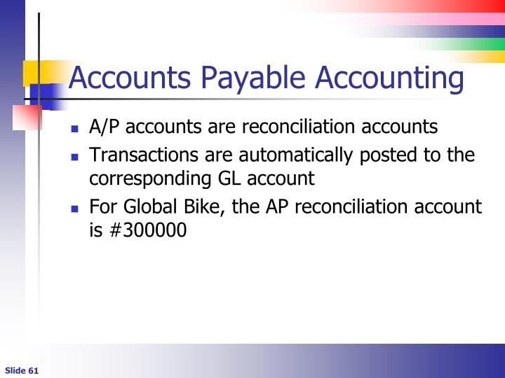 Accounts Payable Accounting