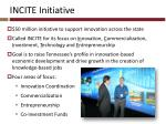 incite initiative