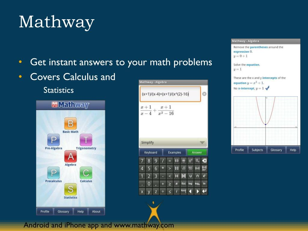 PPT - AVID in the 21st Century PowerPoint Presentation, free ... Mathway Ed Account on