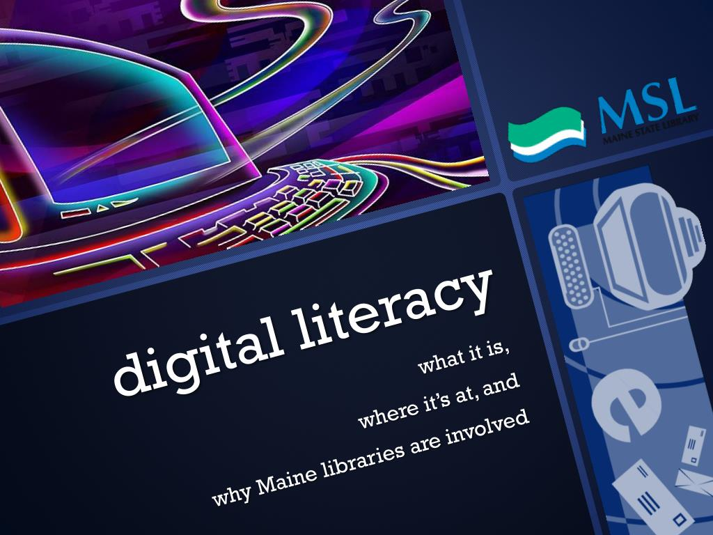 Ppt Digital Literacy Powerpoint Presentation Free Download Id 1638089