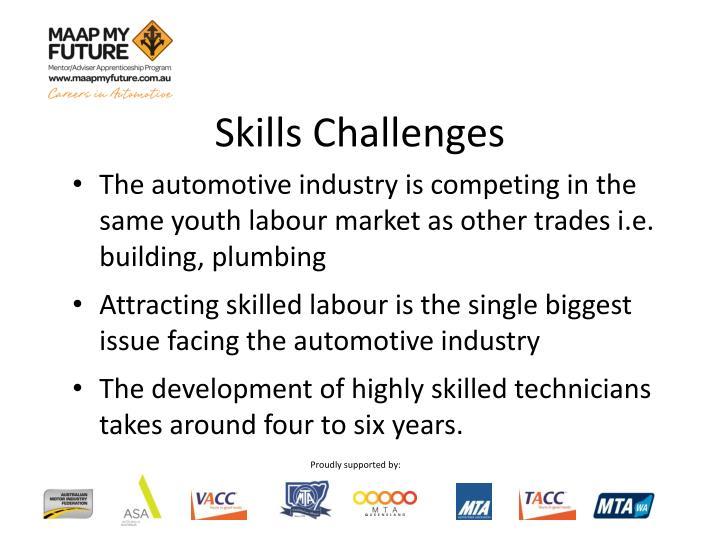 Skills Challenges