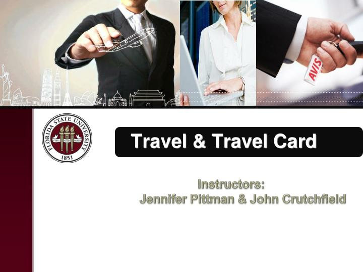 travel travel card n.