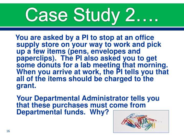 Case Study 2….
