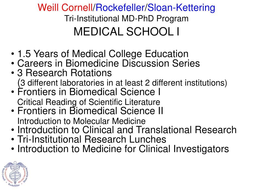 PPT - Olaf S  Andersen, MD Director Weill Cornell/Rockefeller/Sloan