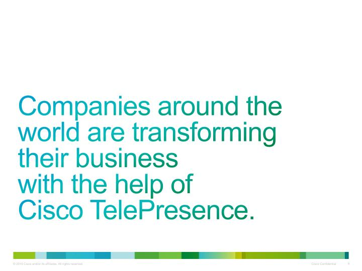 Companies around the world are transforming their business