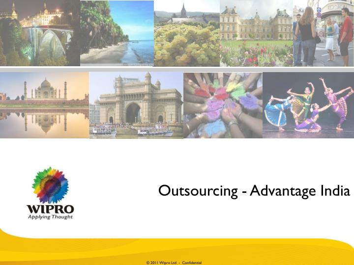 outsourcing advantage india n.