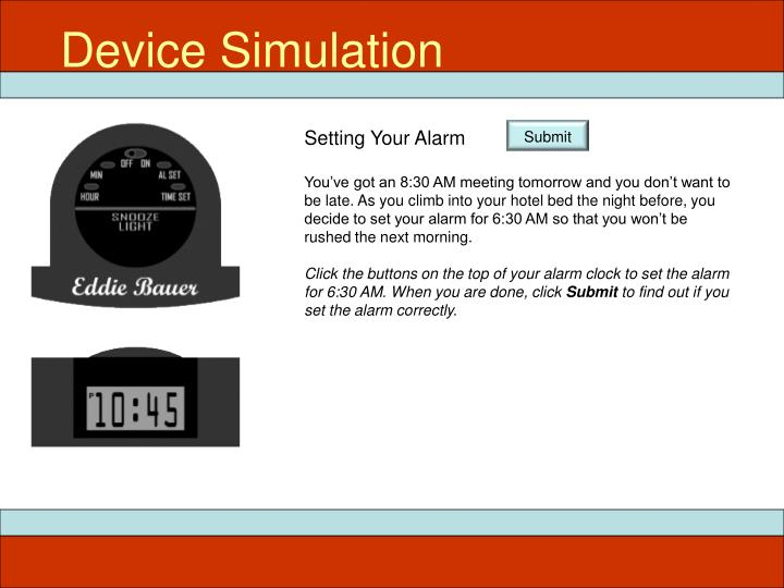 Device Simulation