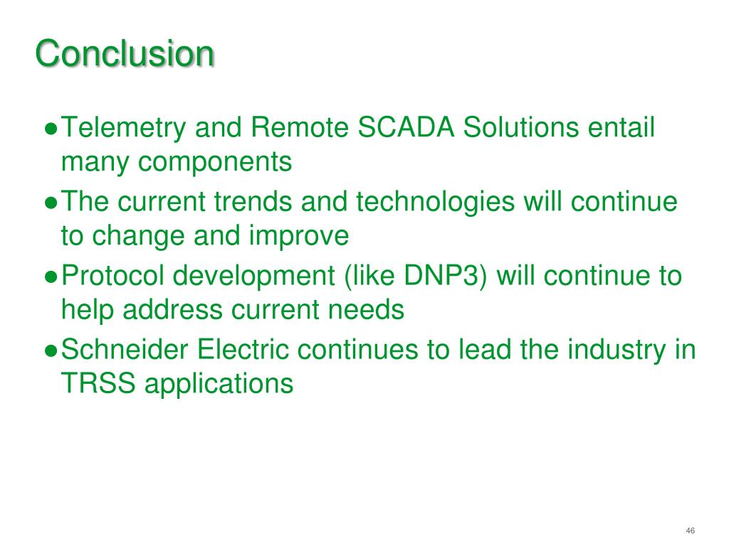 PPT - Telemetry and Remote SCADA Solutions PowerPoint Presentation