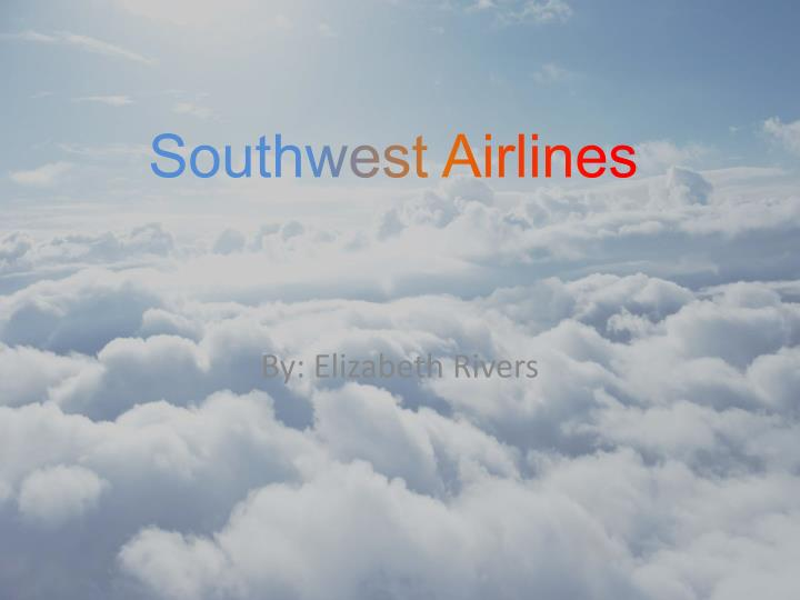 southwest airlines mission vision