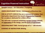 cognitive powered instruction2