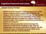 cognitive powered instruction7