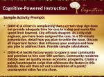 cognitive powered instruction9