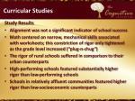 curricular studies4