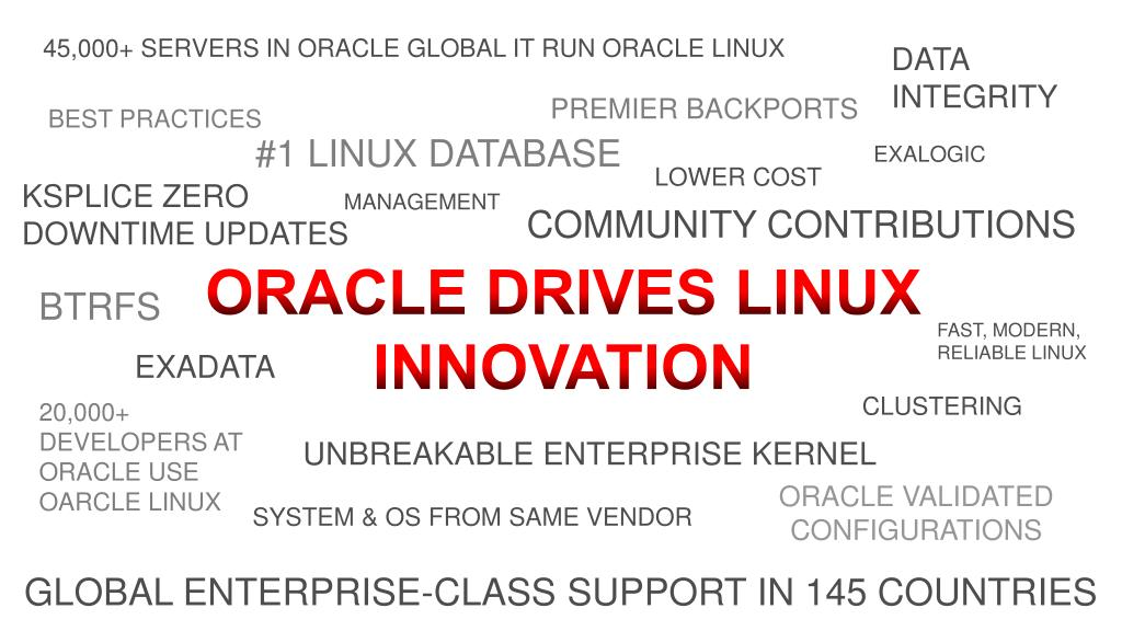PPT - Oracle Linux Overview PowerPoint Presentation - ID:1640419