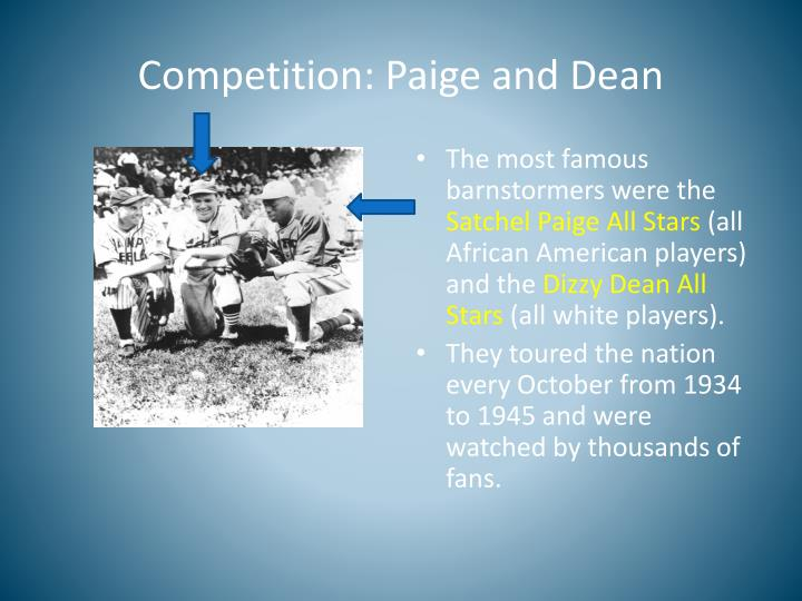Competition: Paige and Dean