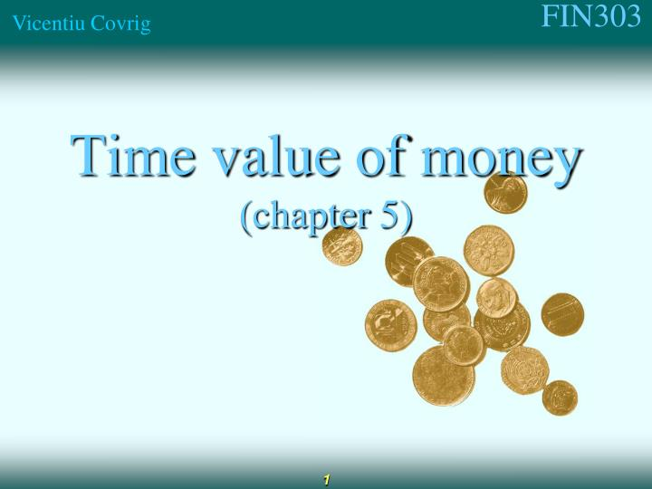 time value of money chapter 5 n.