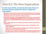 unit 8 2 the new imperialism4