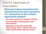 unit 8 4 opponents of imperialism3