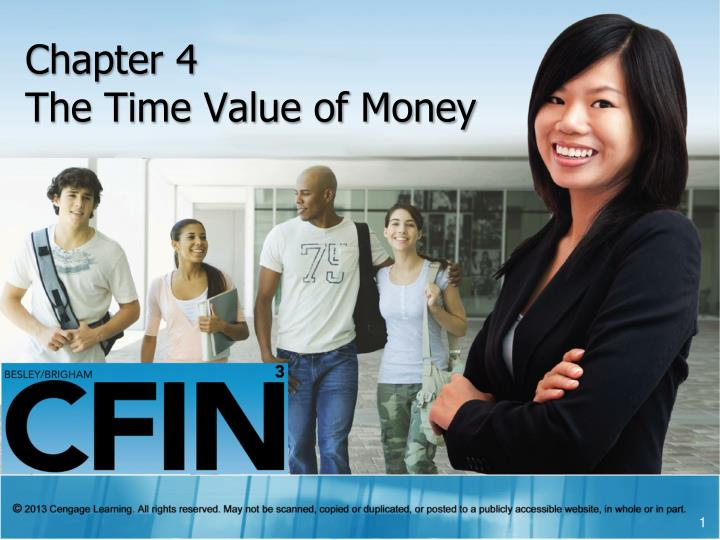 chapter 4 the time value of money n.