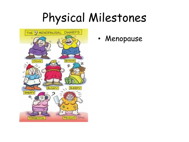 Physical Milestones