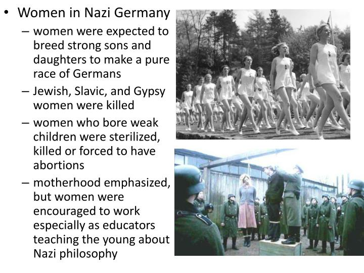 autonomy and responsibility in nazi germany essay And mass exterminations promoted by germany's nazi  programs of nazi germany that eugenics societies  that the reproductive autonomy of.