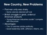 new country new problems1
