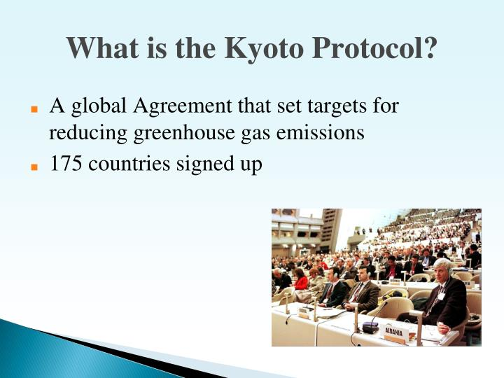 should australia sign the kyoto agreement essay Australia exiting from kyoto would, in turn, slow momentum for a new global agreement the decision could also have diplomatic consequences with countries in the pacific and parts of asia signing on to kyoto also requires australia to submit a target to reduce greenhouse gases.