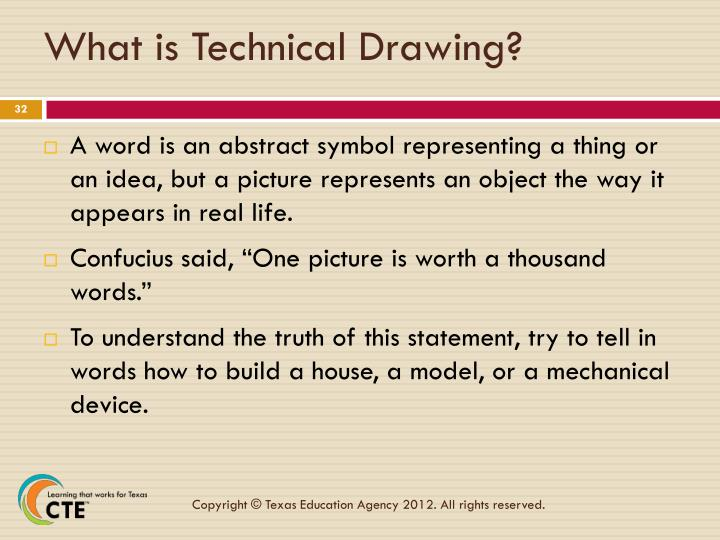 What is Technical Drawing?