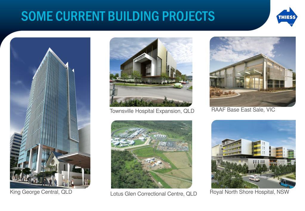 PPT - THIESS BUILDING PRESENTATION TO AMCA BIM-MEP AUS FORUM