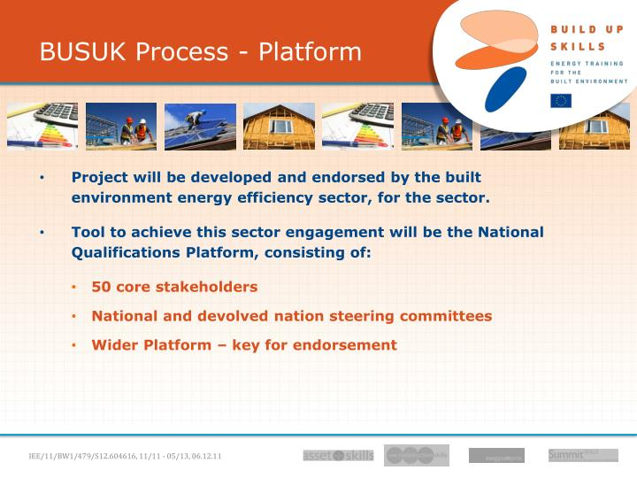 BUSUK Process - Platform