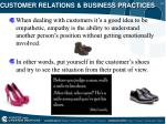customer relations business practices13