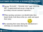 customer relations business practices15